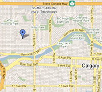 Calgary furnished rental home